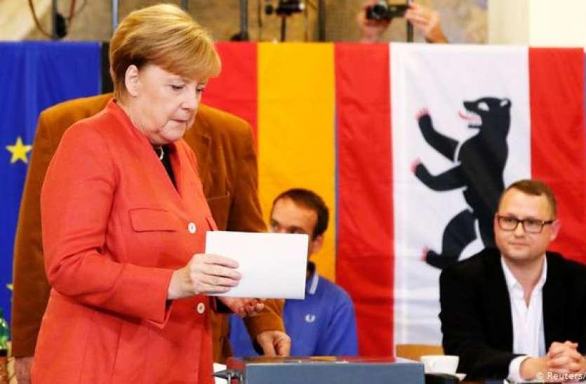 Germany Elections 2021: जर्मनी में राष्ट्रीय चुनाव के लिए वोटिंग आज, 16 साल बाद पद छोड़ेंगी एंजेला मर्केल