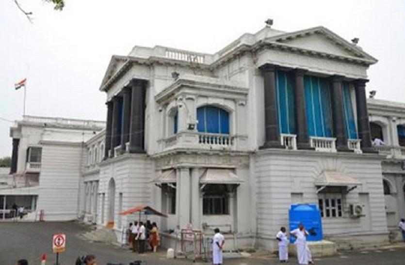 तमिलनाडु के पर्यटन मंत्री ने सचिवालय में हेरिटेज वॉक को दिखाई हरी झंडी