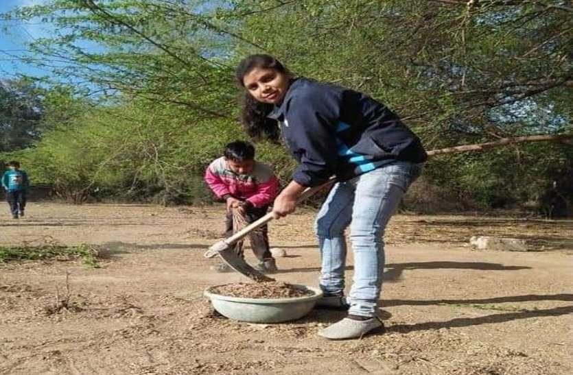पर्यावरण को सुरक्षित रखने प्रीति ने समर्पित किया जीवन, बच्चों और महिलाओं को साथ जोड़ा