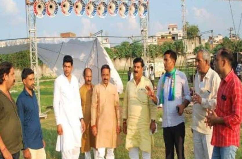 मुजफ्फरनगर में किसान मजदूर महापंचायत में जुटने लगे किसान