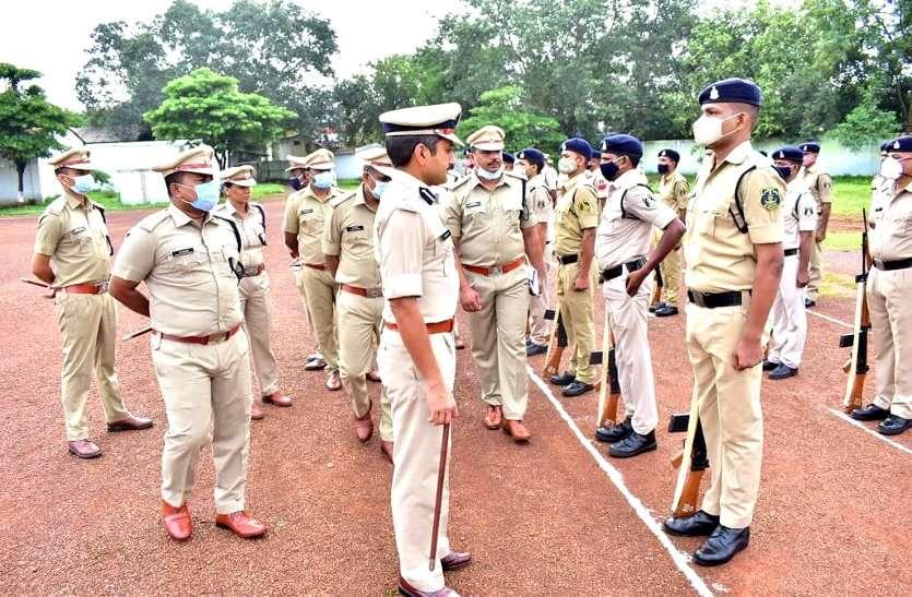 जब तोंद और दाढ़ी बढ़ाने वाले पुलिस अधिकारियों पर गई SSP की नजर, नाराज होकर दे डाली ये हिदायत...