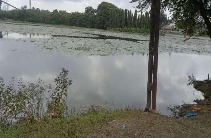 तालाब में डूबने से दो मासूमों की मौत