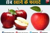 सेहत के लिए फायदेमंद है सेब जाने इसके फायदे : Health Benefits of apple