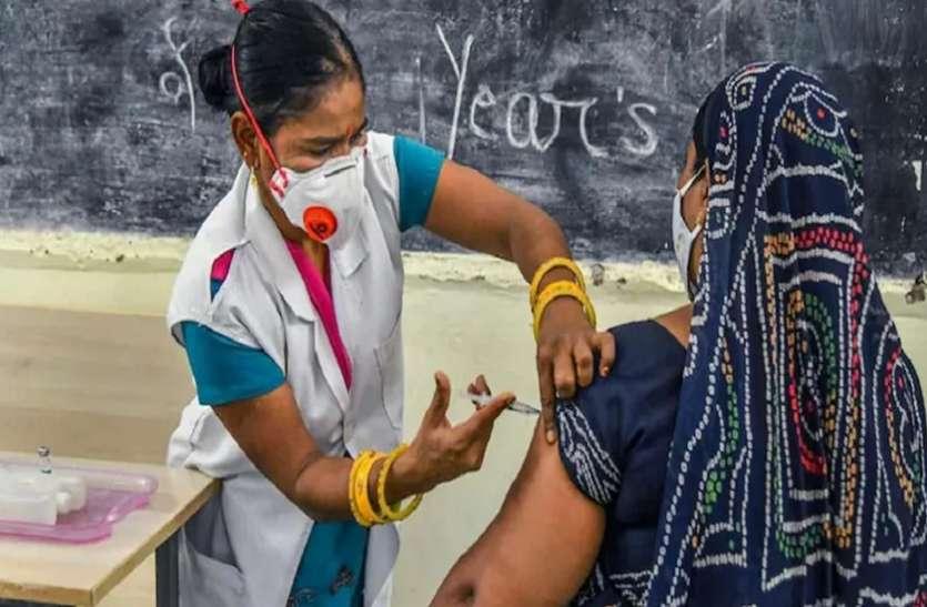 कोरोना से मुक्ति को एक और टीकाकरण महा अभियान, उससे पहले ही रीठी पंचायत ने बनाया रिकार्ड