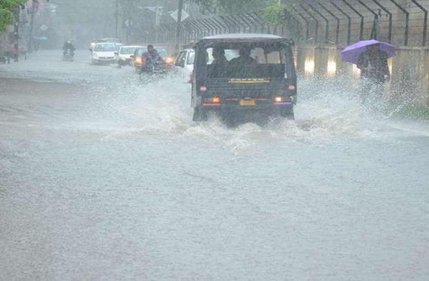 Rajasthan Weather News: बदला मौसम का मिजाज, इन 10 जिलों में बारिश के लिए अलर्ट जारी