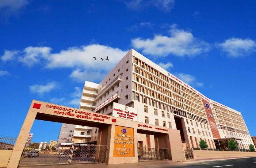 Ahmedabad : युवा वर्ग में हार्ट अटैक का प्रमाण 20 फीसदी बढ़ा