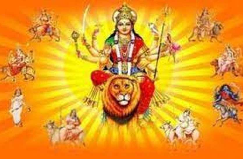डोली में बैठकर आएंगी मां अंबे, नवरात्र की शुरुआत 7 से
