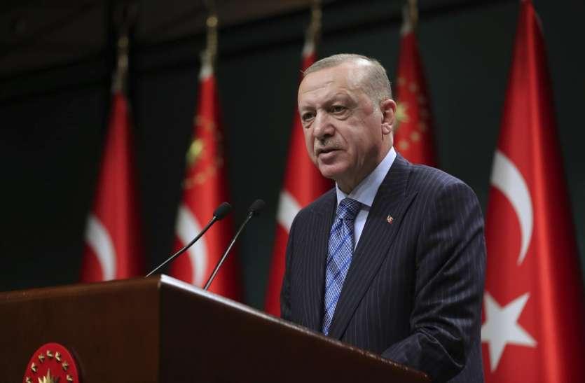 तुर्की के राष्ट्रपति की गुजारिश पर भी बाइडेन ने मिलने से किया इनकार, जानिए क्या है कारण