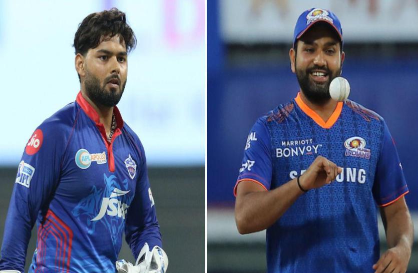 IPL 2021 MI Vs DC Live Cricket Full Scorecard 46th Match – IPL 2021, MI vs DC Live Cricket Score: Delhi wins the toss, Mumbai will bat first