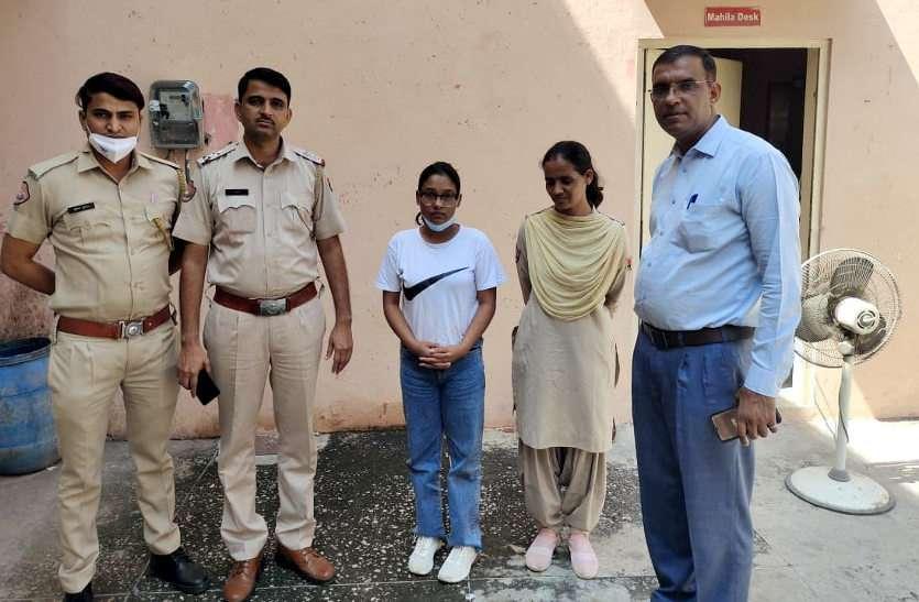 नेपाल से लौटते ही पुलिस ने इशा को दबोचा, मासूम सूरत के कारनामे जानकार हो जाएंगे हैरान