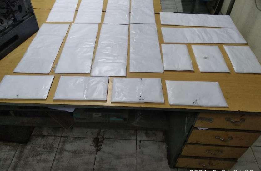 बहरीन और आस्टे्रलिया भेजे जाने वाला मादक पदार्थों की तस्करी नाकाम, दो गिरफ्तार