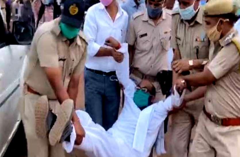 किसानों पर अंग्रेज़ों की तरह अत्याचार और दमन पर उतरी भाजपा -अजय कुमार लल्लू