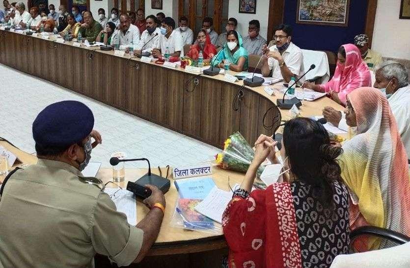 बूंदी जिला परिषद की बैठक में फिर टारगेट पर रही पुलिस, सदस्यों ने उठा दी यह मांग