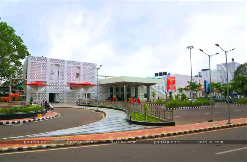 हबीबगंज के बाद अब यहां बन रहा है वर्ल्ड क्लास रेलवे स्टेशन, यात्रियों को मिलेगी एयरपोर्ट जैसी फैसिलिटी