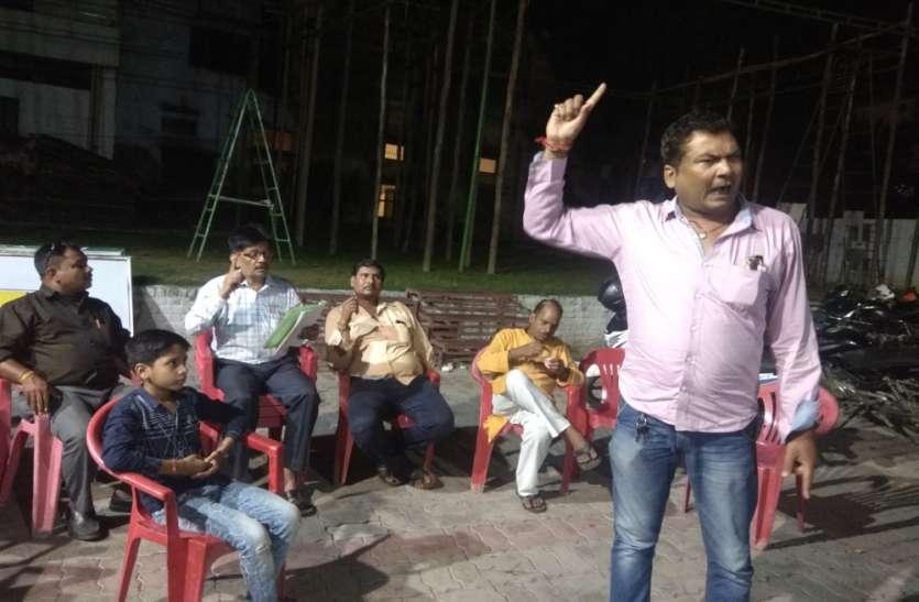 Ramlila2021:मौसम गंज रामलीला में मंच पूजन आज, लीला मंचन कल से