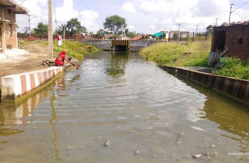 अंडरपास में भरा इतना पानी कि लोग नहा रहे... रेल मंत्री ने भी किया ट्वीट