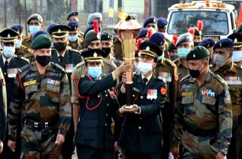 1971 भारत-पाक युद्ध में जीत के 50 वर्ष पूरे, स्वर्णिम विजय मशाल का छत्तीसगढ़ में होगा भव्य स्वागत