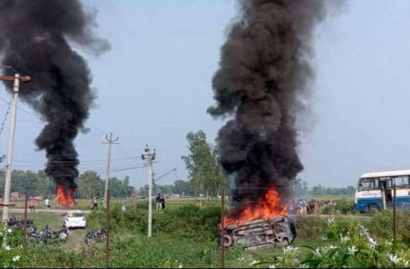 Lakhimpur Kheri : लखीमपुर खीरी हिंसा के बाद वेस्ट यूपी में हाई अलर्ट, किसानों ने किया है विरोध प्रदर्शन का ऐलान