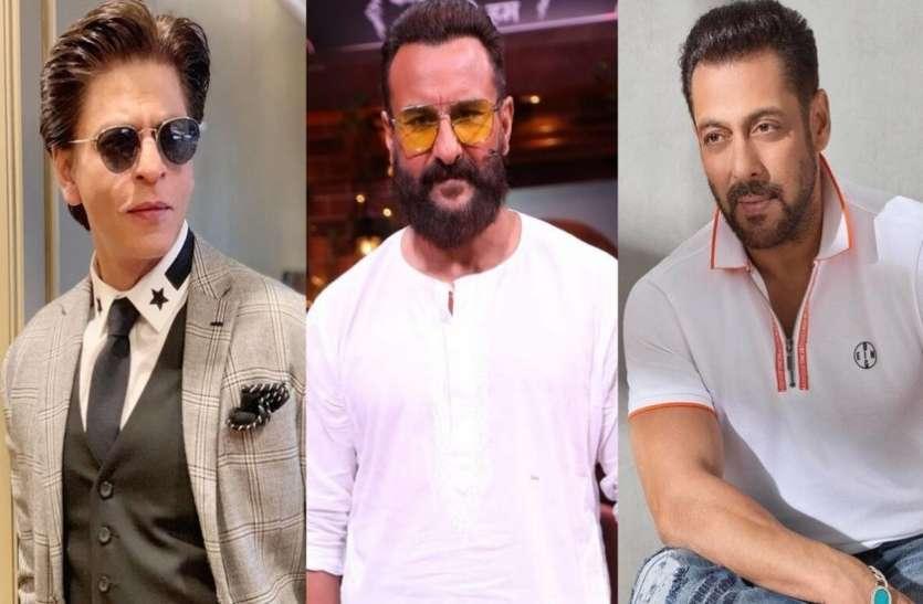 सैफ अली खान खुद को मानने लगे हैं बॉलीवुड का 'चौथा खान'! बोले- मुझे खुद पर बहुत गर्व है...
