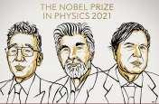 2021 Nobel Prize: भौतिकी में मनाबे, हैसलमैन और पारिसी को पुरस्कार