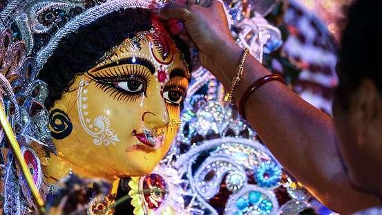 2021 Sharadiya navratri calendar