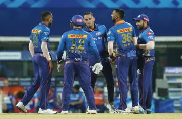 IPL 2021, MI vs RR Live Cricket Score: मुंबई ने 9वें ओवर में ही जीता मैच, राजस्थान को 8 विकेट से हराया