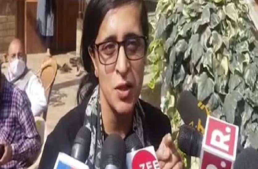 Militant Attack In Kashmir : बिंदरू की बेटी का आतंकियों को खुली चुनौती , दम है तो सामने आओ