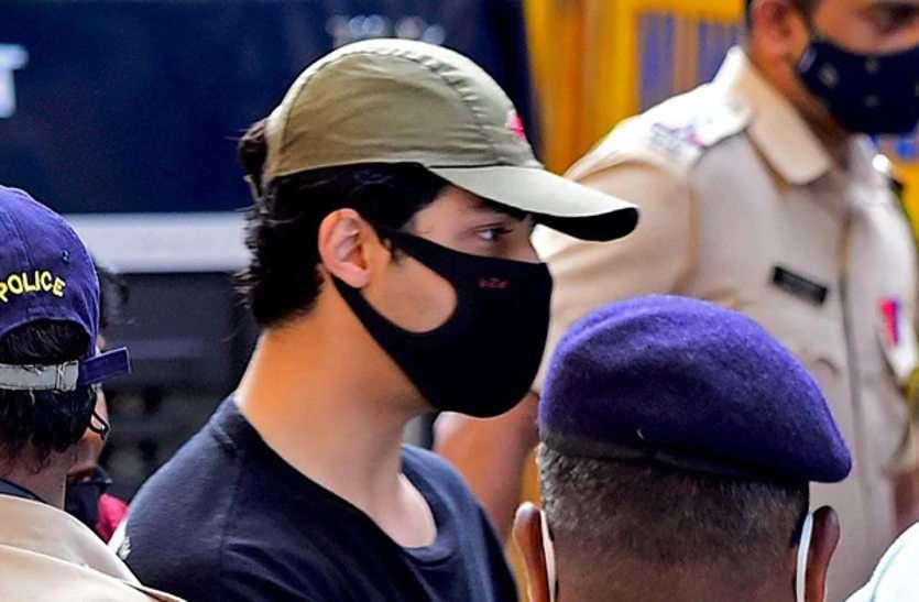 आर्यन खान गिरफ्तारी के बाद बड़ी कार्रवाई, राजस्थान से मुम्बई लेकर पहुंचे 15 करोड़ रुपए की हेरोइन, दो गिरफ्तार