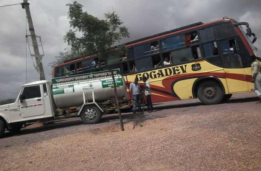सीमावर्ती जिलों के पेट्रोल पंपों की औसत बिक्री 60 से 70 प्रतिशत घटी