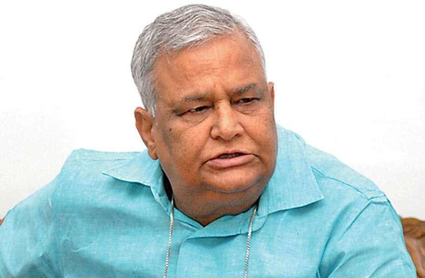 REET Paper Controversy- जारोली और पाराशर के गिरोह ने पेपर किया लीक-डॉ. किरोड़ीलाल मीणा