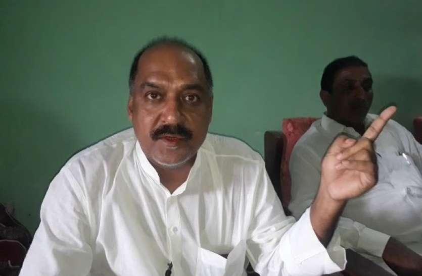 लखीमपुर कांड सरकार ने खुद प्लान किया था- पूर्व सपा विधायक का दावा