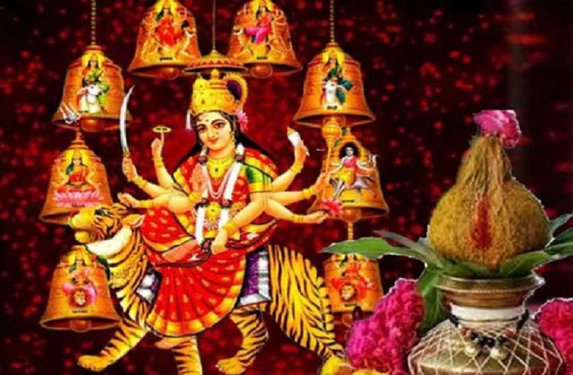 नरसिंहुपर में Sharadiya Navratri की धूम, मंदिर, घर ही नहीं पूजा पंडालों में रौनक