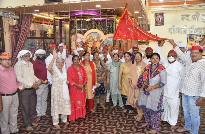 सिंधी समाज ने सादगी से मनाया असुचण्ड महोत्सव