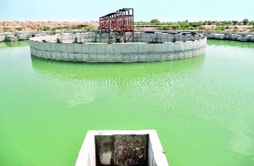 नर्मदा नहर : रैंगती पेयजल परियोजनाएं, नहर के निकट वाले गांव भी पानी को तरस रहे
