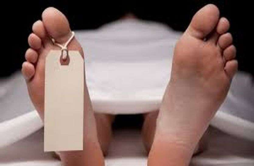 सडक़ हादसे में युवक की हुई मौत