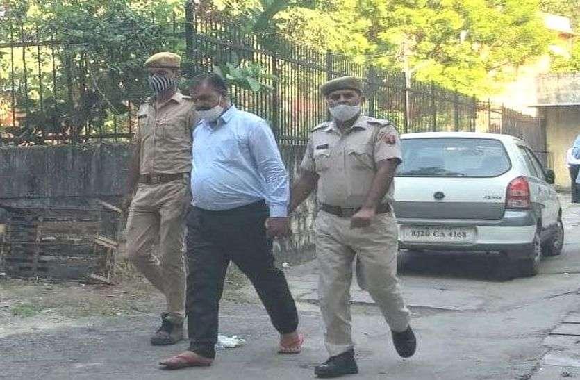 मामले को रफा-दफा करने के लिए ली थी 5 हजार रुपए रिश्वत, भीमगंजमंडी थाने  के तत्कालीन एएसआई को 4 वर्ष कठोर कारावास