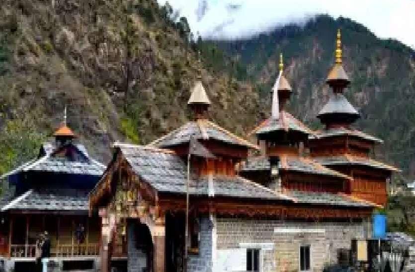 न्याय के देवता का ऐसा मंदिर, जहां देवता की ओर पीठ करके की जाती है पूजा