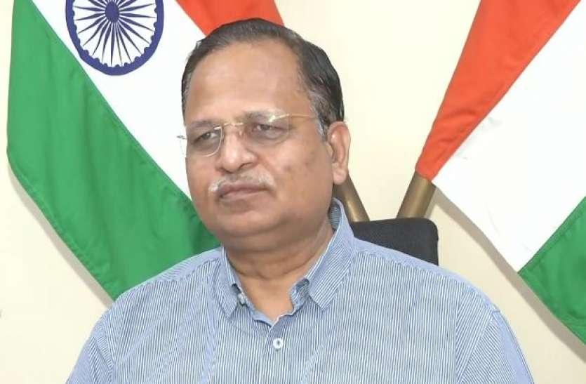 Electricity Crisis In Delhi: ऊर्जा मंत्री सत्येंद्र जैन ने केंद्र पर साधा निशाना, बोले- सिर्फ दो-तीन दिन के कोयले का बचा स्टॉक