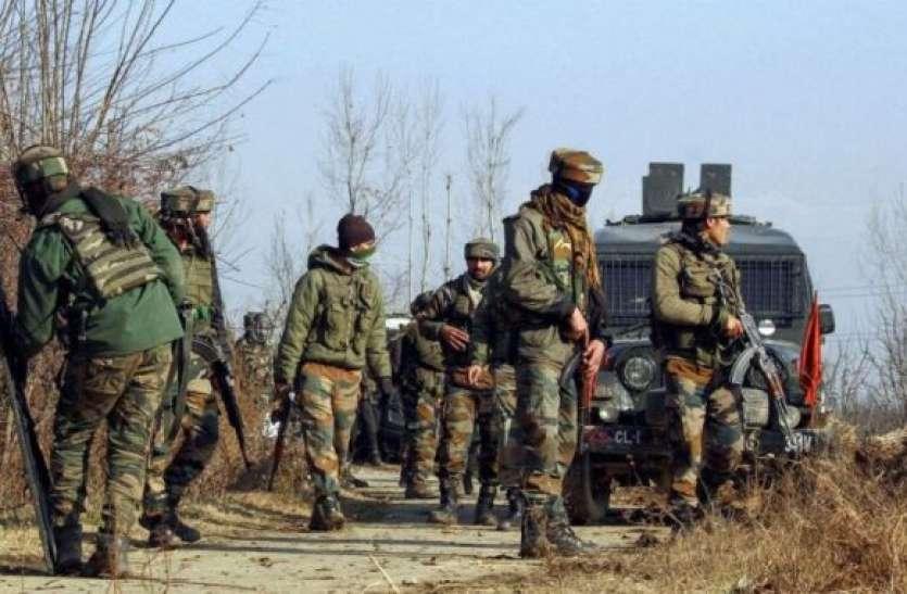 Jammu Kashmir: आतंकियों के साथ एनकाउंटर में 1 JCO समेत 5 जवान शहीद