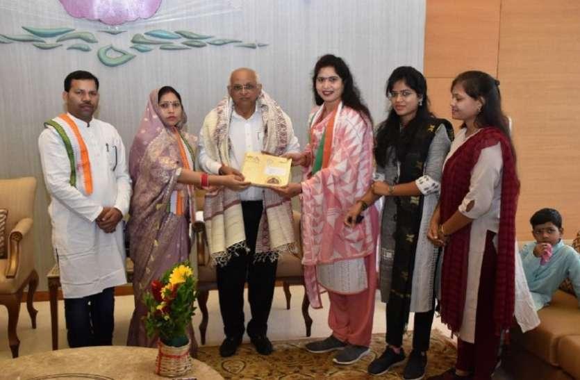 Gujarat: छत्तीसगढ़ के मुख्यमंत्री भूपेश बघेल ने गुजरात के सीएम को भेजा न्यौता