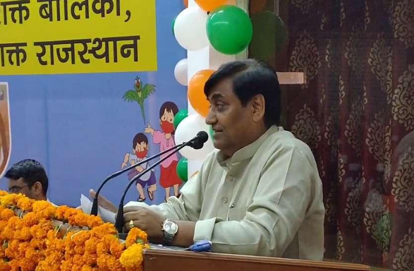 REET Controversy -शिक्षामंत्री गोविंद सिंह डोटासरा ने कहा, अब भाजपा के गले की हड्डी बनेगा बत्तीलाल