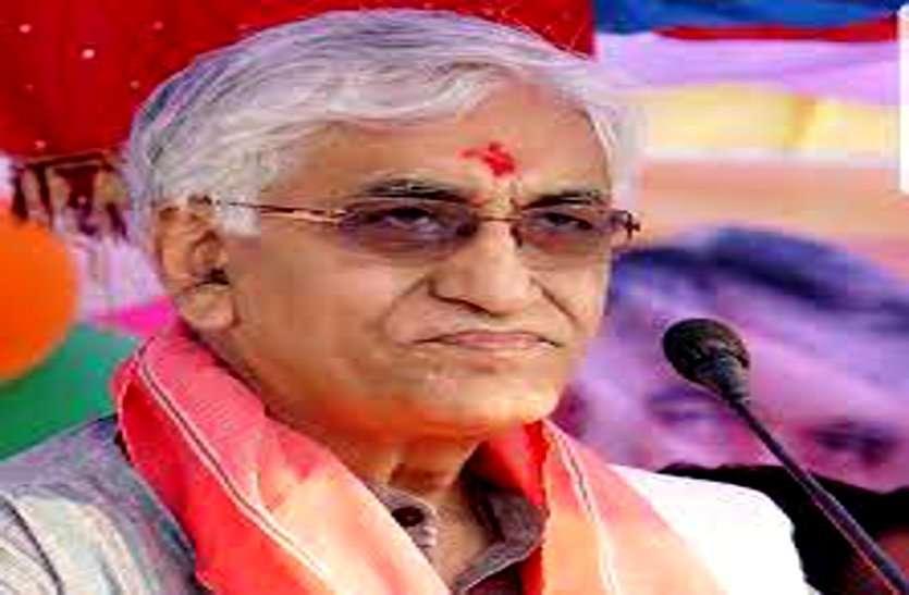 CM भूपेश के पिता नंद कुमार ने स्वास्थ्य मंत्री सिंहदेव को दी बड़ी नसीहत, कहा चुनाव लड़ोगे तो नहीं मिलेगी एक भी सीट