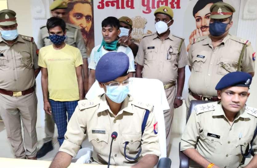 मुठभेड़ के बाद अंतर्जनपदीय शातिर लुटेरों को पुलिस ने किया गिरफ्तार, पकड़े गए अभियुक्त पर 35 मुकदमे दर्ज