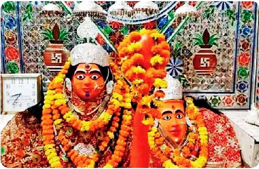 Navratri 2021: नवरात्र में अपना स्वरूप बदलती है मां