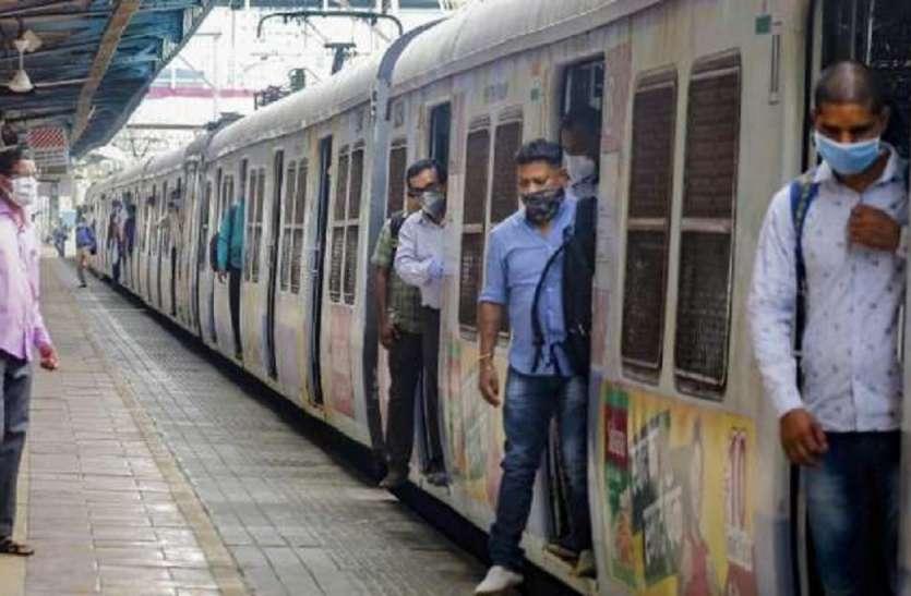 RAILWAY--कोरोना की तीसरी लहर की आशंका, रेलवे ने 6 माह और बढ़ाई मास्क की सख्ती