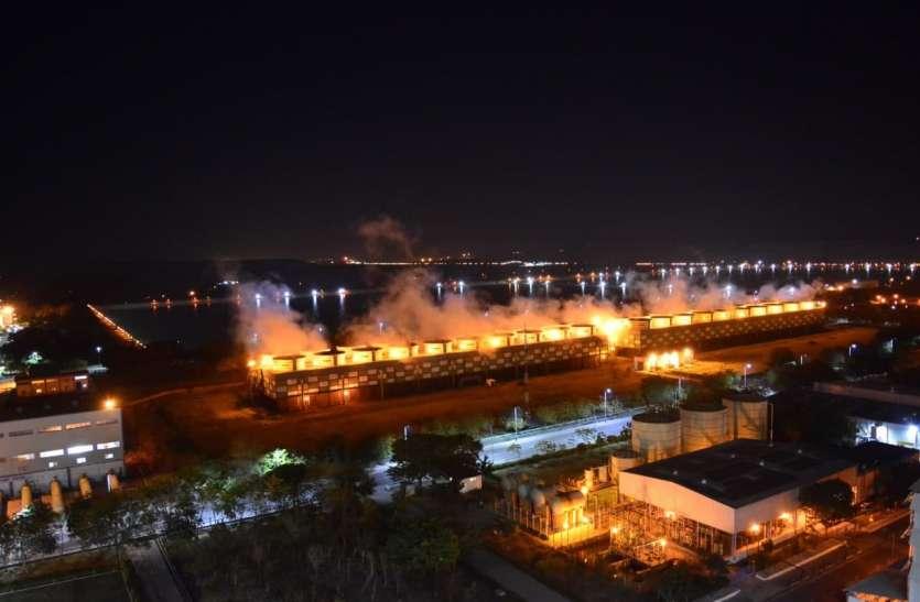 960 मेगावाट प्रतिदिन बिजली उत्पादन, 30 साल का कोयला उपलब्ध