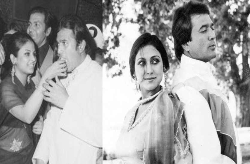 अंजू महेंद्रू के साथ अकेले में वक्त बिताना चाहते थे राजेश खन्ना, लेकिन घर में इस चीज को देखकर हो जाते थे उदास