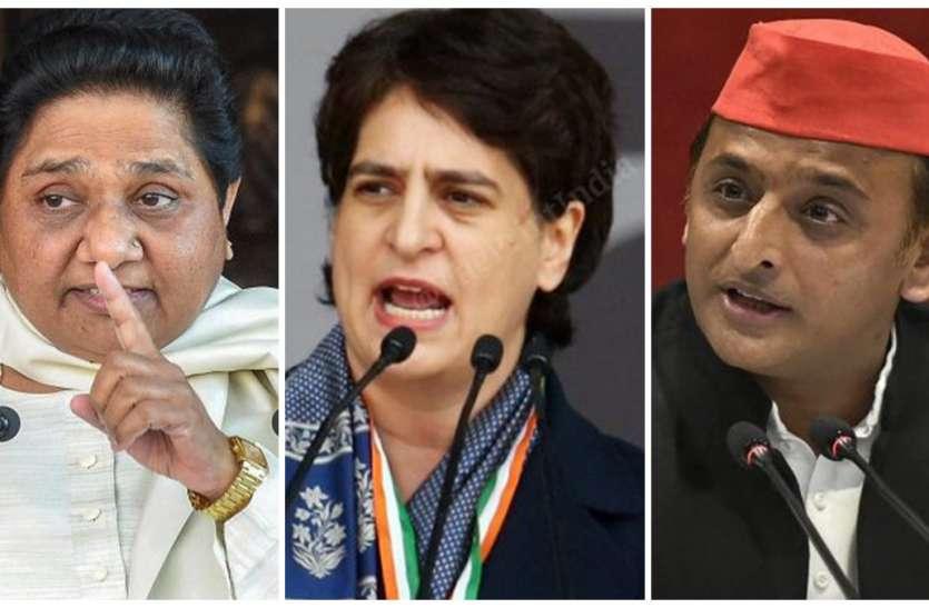 सॉफ्ट हिन्दुत्व पर लड़ा जाएगा UP विधानसभा चुनाव, प्रियंका काशी में, शिवपाल मथुरा में, कहाँ जाएंगे अखिलेश यादव और माया?