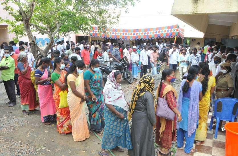 ग्रामीण स्थानीय निकाय चुनाव के 79,433 उम्मीदवारों की किस्मत का फैसला होगा कल