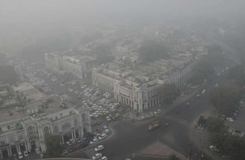 Delhi Air Pollution: राजधानी में रहने वाले बच्चों का घुट रहा दम, शोध में 75 फीसदी ने की सांस फूलने की शिकायत